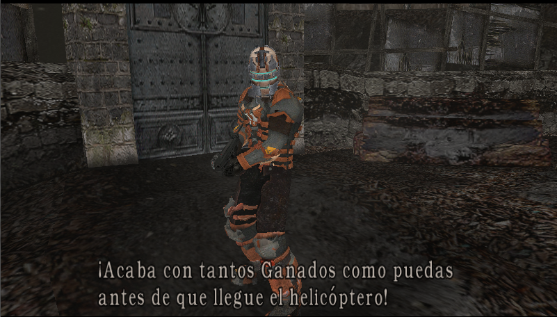Isaac Clarke traje de ingeniero por Hunk (Dead Space 2) Cap_110