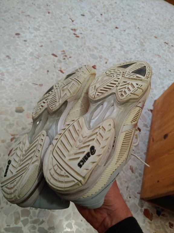 Usura suola scarpe: quando cambiare? 20201111