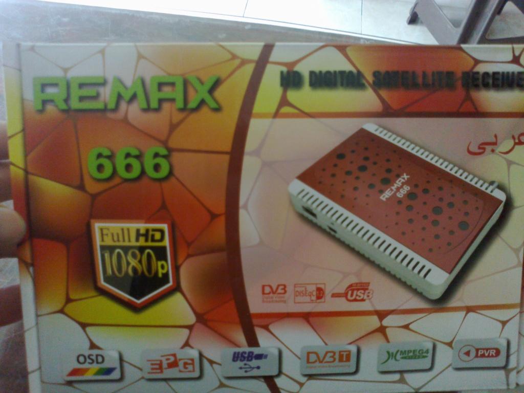 أقدم لكم ملف قنوات أنجليزى REMAX 666 HD MINI - KEMIX 999 HD MINI 20170310