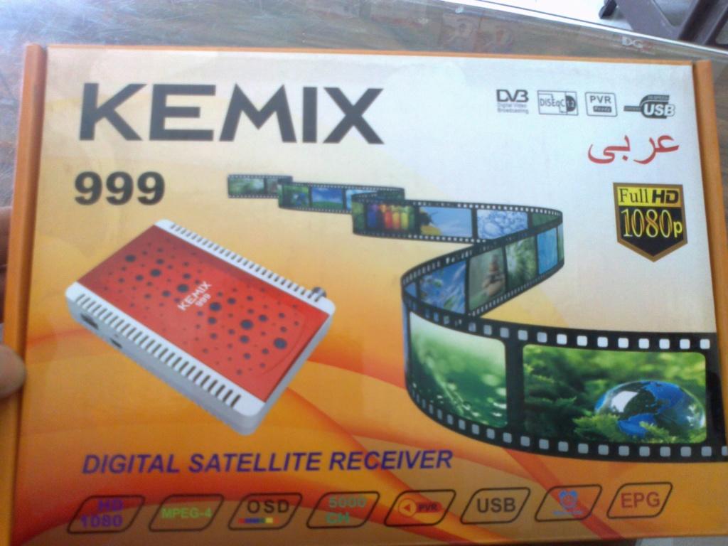 أقدم لكم ملف قنوات أنجليزى REMAX 666 HD MINI - KEMIX 999 HD MINI 20170311