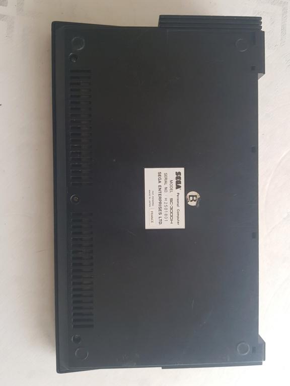 Yeno SC-3000H (Micro ordinateur Sega) 20200310