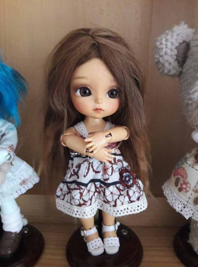 [vend] LY Sophie Pharaoh tan (échange contre anime doll) 60142810