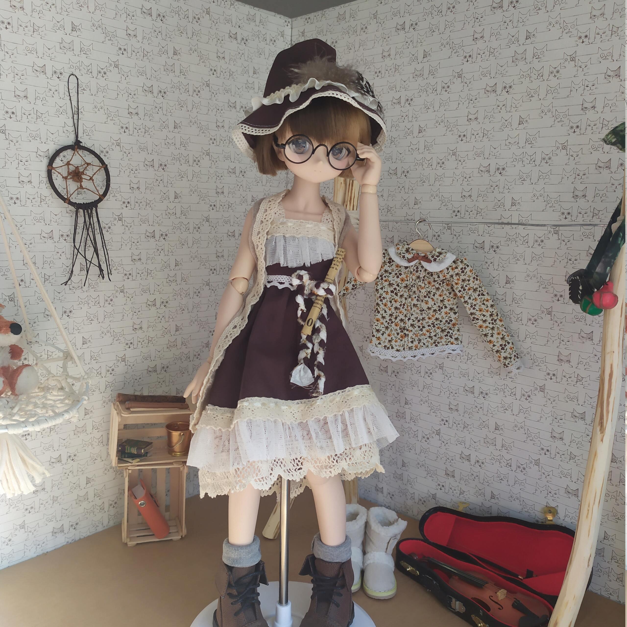 [Diorama] 1/4 - une petite pièce pour les photos.  Img_2345