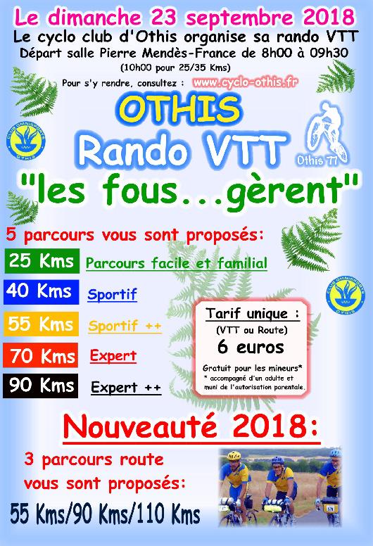 (77) Les fous...gèrent à Othis le 23 septembre 2018 Othis10