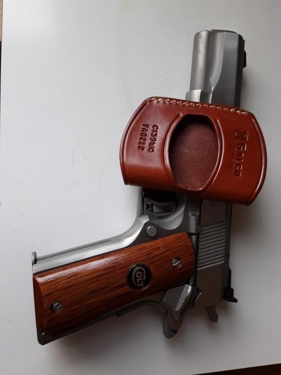 Holster Colt Gov .380 20170120