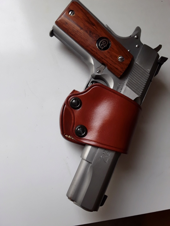 Holster Colt Gov .380 20170121