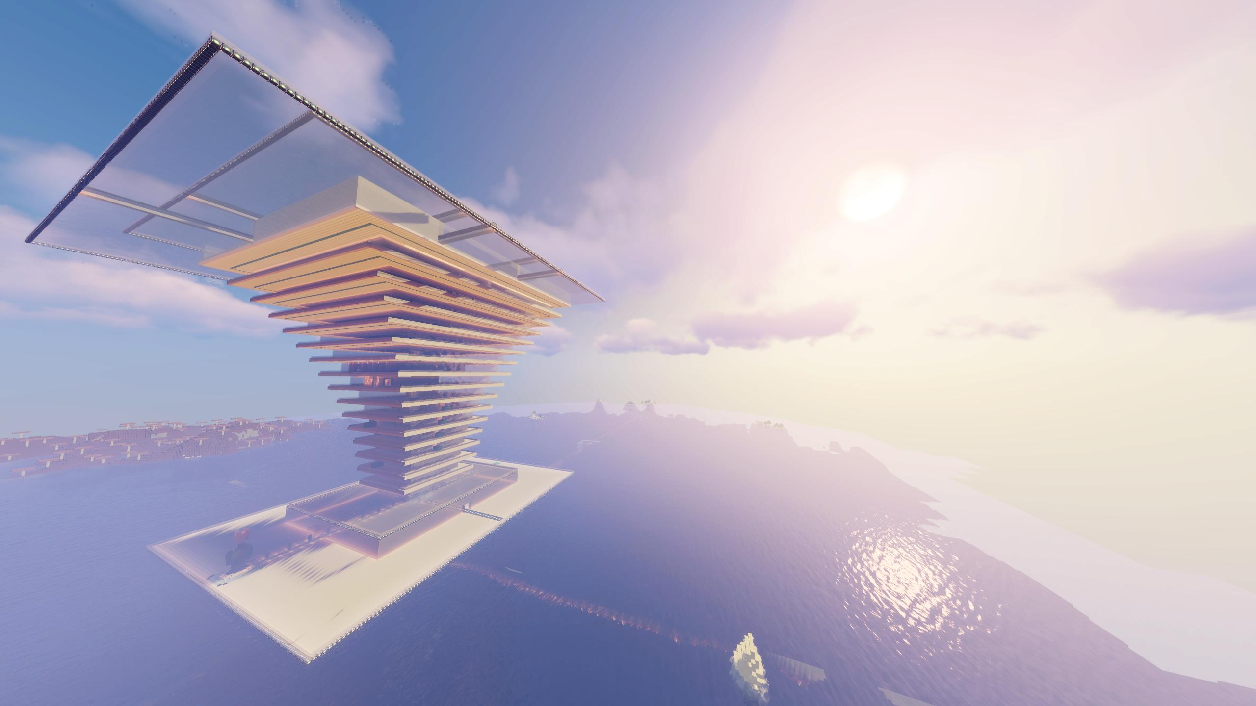 Sim Architect's Minecraft Server - Come Build With Us! [G4TW-ENDORSED Minecraft-server!!] 2019-010