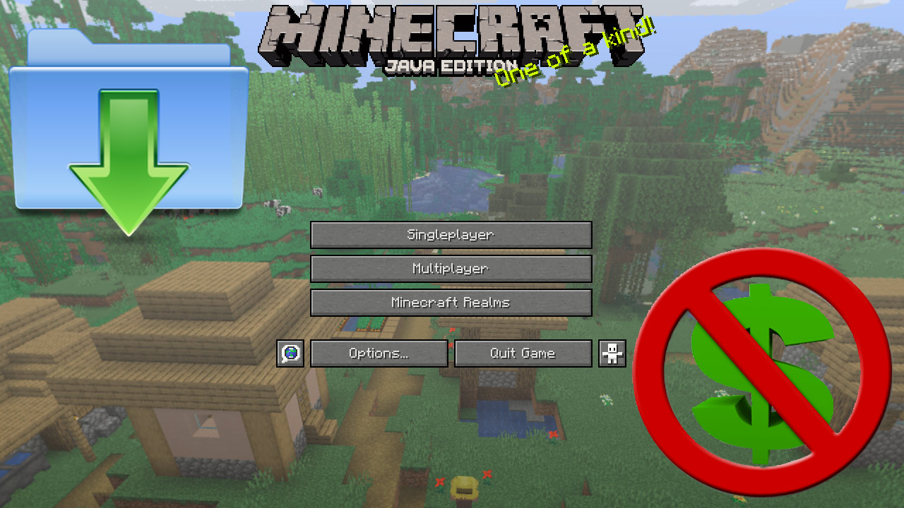 How to Download and Install Minecraft 1.14.2 (and previous) without a Mojang Account Screen11