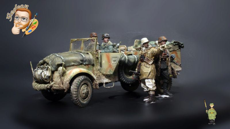 German STEYR TYPE 1500A/01 au 1/35 – TAMIYA - Et les figurines ? - Page 4 06_fig13