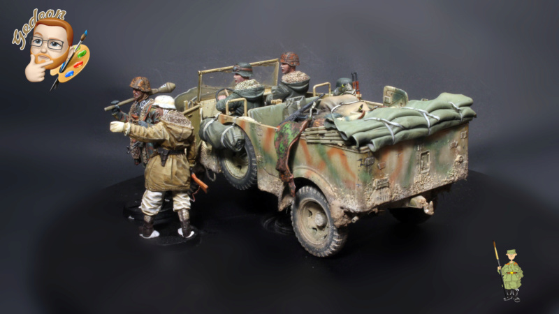 German STEYR TYPE 1500A/01 au 1/35 – TAMIYA - Et les figurines ? - Page 4 06_fig17