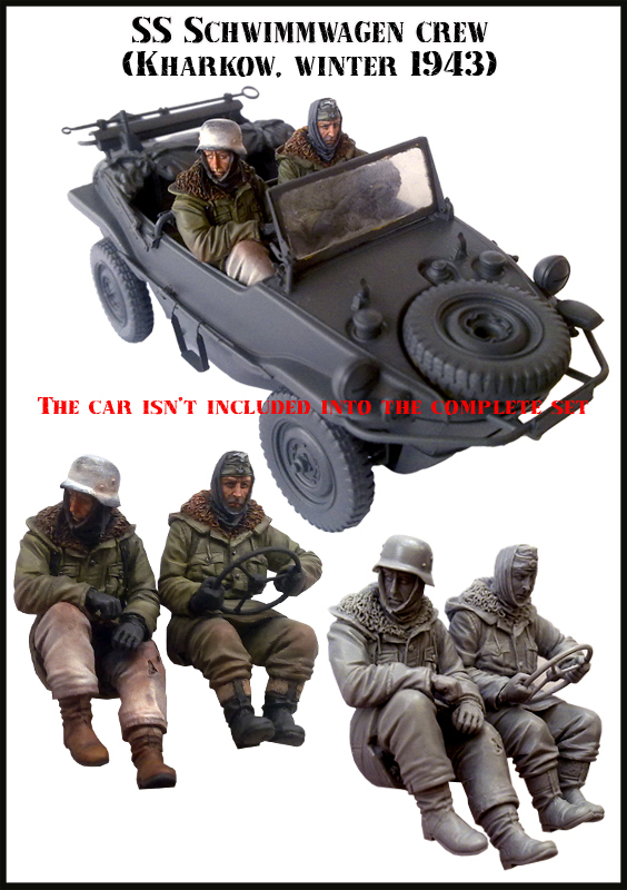 German STEYR TYPE 1500A/01 au 1/35 – TAMIYA - Et les figurines ? - Page 4 Evolut11