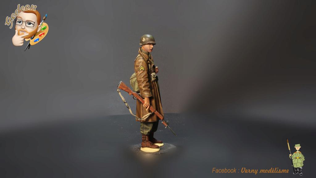 Soldat U.S. tenue d'hivers Alpine Miniature au 1/35ème Couleurs utilisées Img_3310