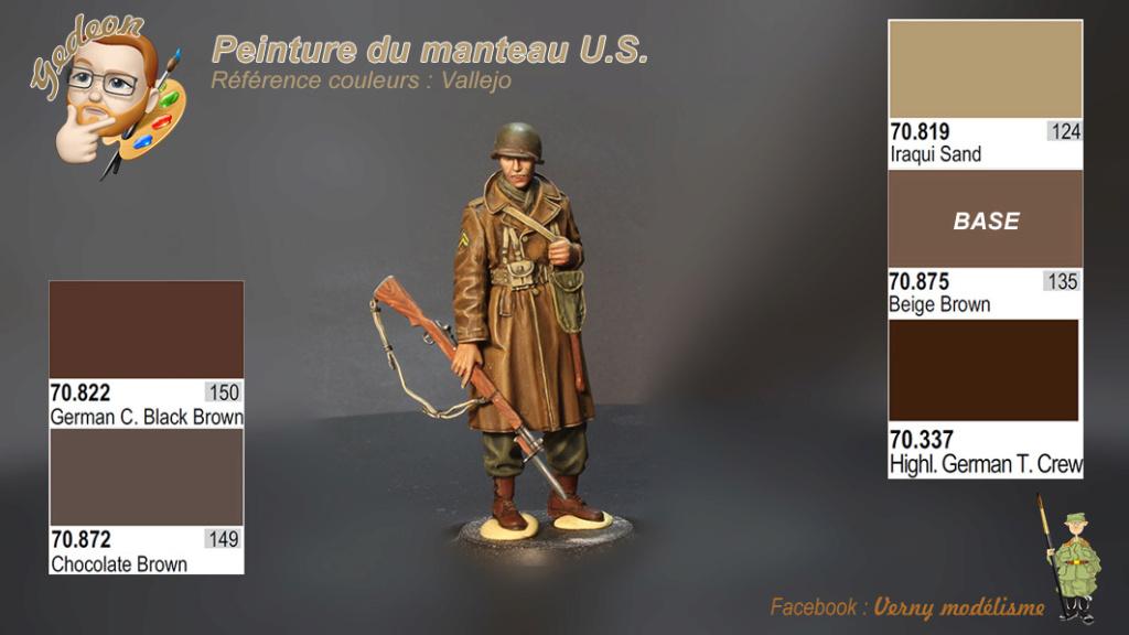 Soldat U.S. tenue d'hivers Alpine Miniature au 1/35ème Couleurs utilisées Img_3311