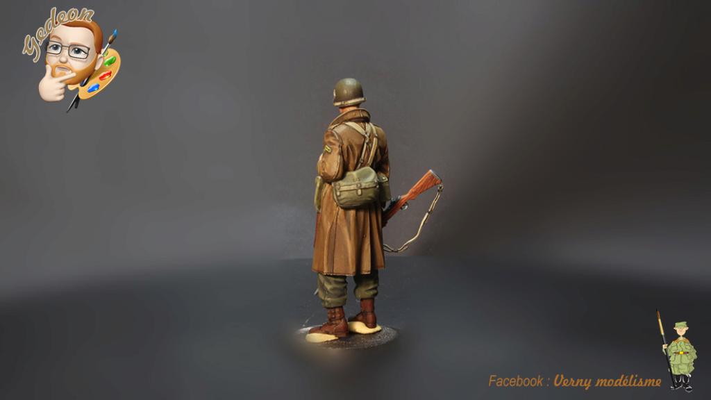 Soldat U.S. tenue d'hivers Alpine Miniature au 1/35ème Couleurs utilisées Img_3315