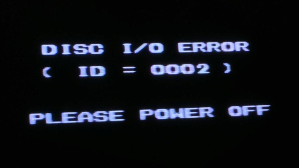 neogeo cd les jeux se lance pas mais la lentilles marche. mission complète j'ai réussi ;) Dsc_0938