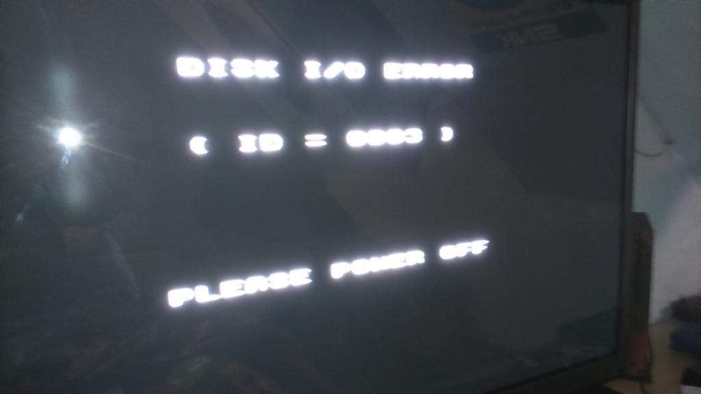 neogeo cd les jeux se lance pas mais la lentilles marche. mission complète j'ai réussi ;) Dsc_0939