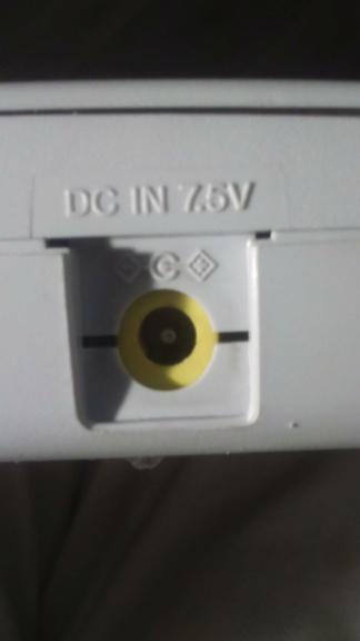 ps one ac secteur trop puissant console cramé  Dsc_1025