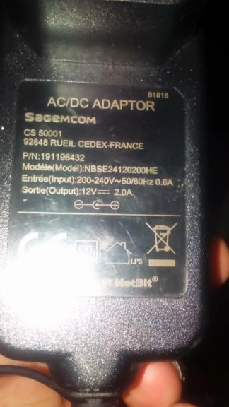 ps one ac secteur trop puissant console cramé  Dsc_1028