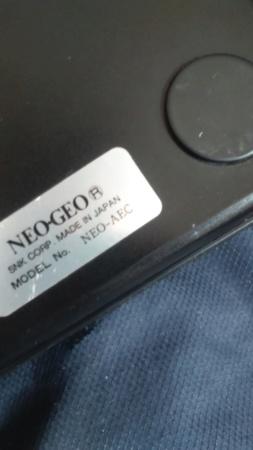 L'origine de la console Neo-Geo AES - Page 2 Dsc_1662