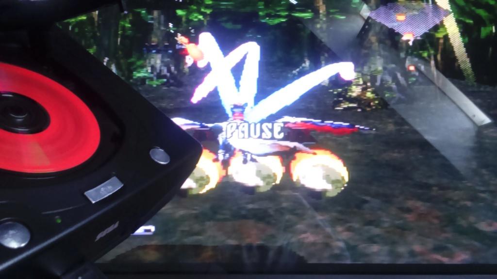 ( vds /ech ) console saturn pal model 2 mk plus démo et 2  classics  jeux japonais  85 e  out  Dsc_1750