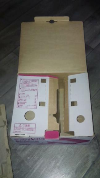 ech inserts boite console saturn 2 jap , notice sega nin sony xcrote livre de préco ect du cancre  Dsc_1863