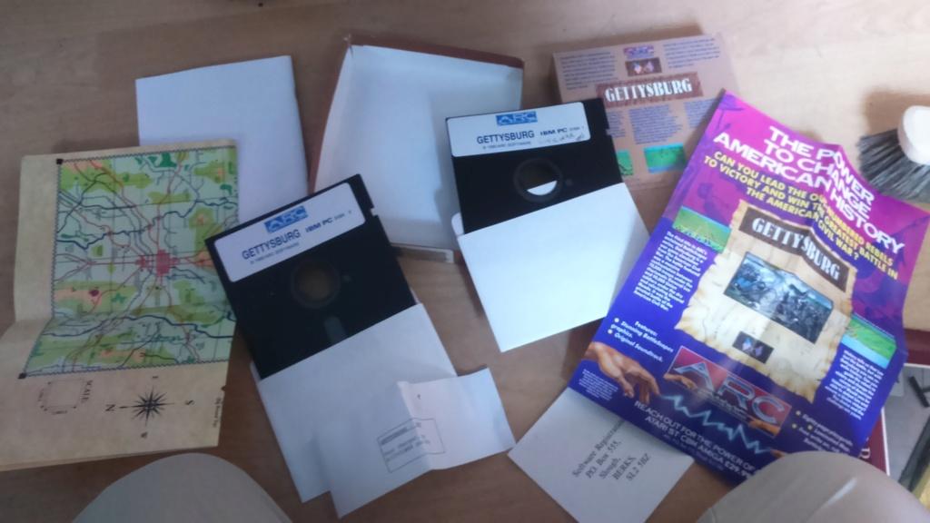 est 3 jeux big box ibm disquette pc5  Dsc_2067