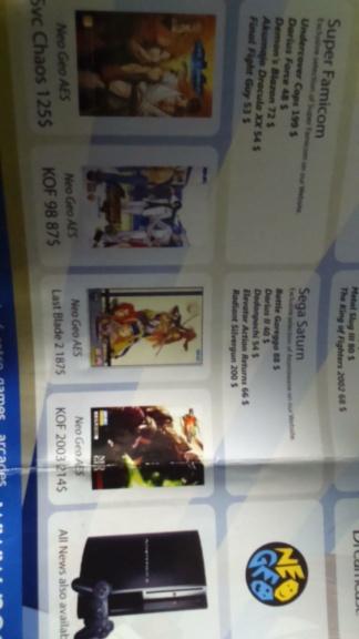 J'ai craqué...j'aimerai me prendre une Neo Geo...mais laquelle? Dsc_2088
