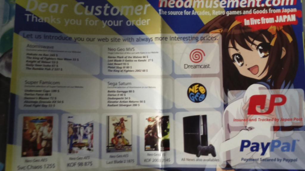 J'ai craqué...j'aimerai me prendre une Neo Geo...mais laquelle? Dsc_2089