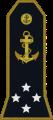 Vice-Amiral d'escadre Modérateur de catégorie