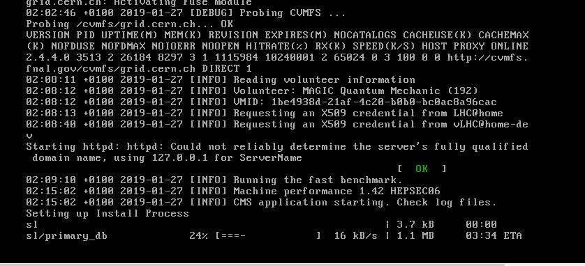 Testing Cms_de10