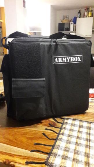 [LEGION] Armeetransport mit der Armybox 20181110
