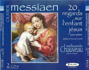 Messiaen - Regards sur l'enfant Jésus (+catalogue d'oiseaux) - Page 2 41nb4z10