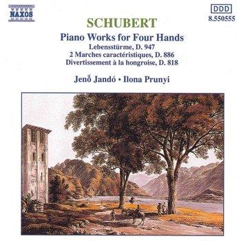 Schubert - Piano à 4 mains 81ilgz10
