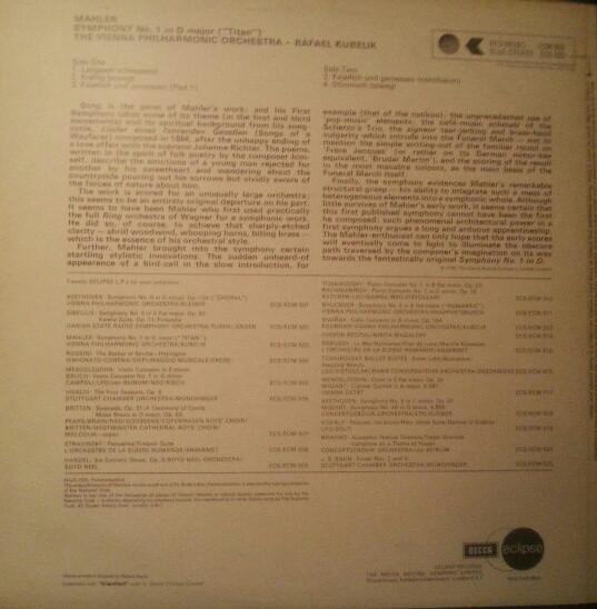 Mahler- 1ère symphonie - Page 5 Mahl-110