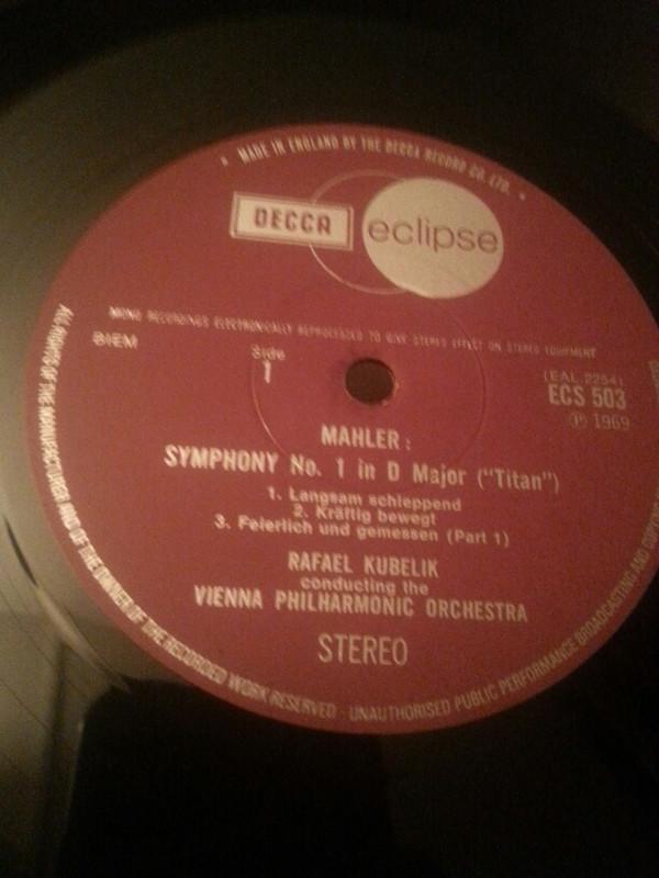 Mahler- 1ère symphonie - Page 5 Mahl-111