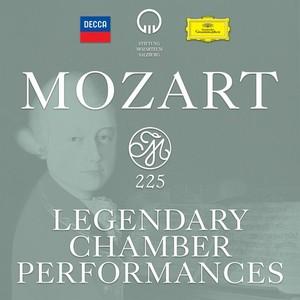 Mozart - musique de chambre (Divers) Moz22510