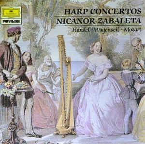 Haendel - Concertos pour orgue ou instruments seuls R-109411