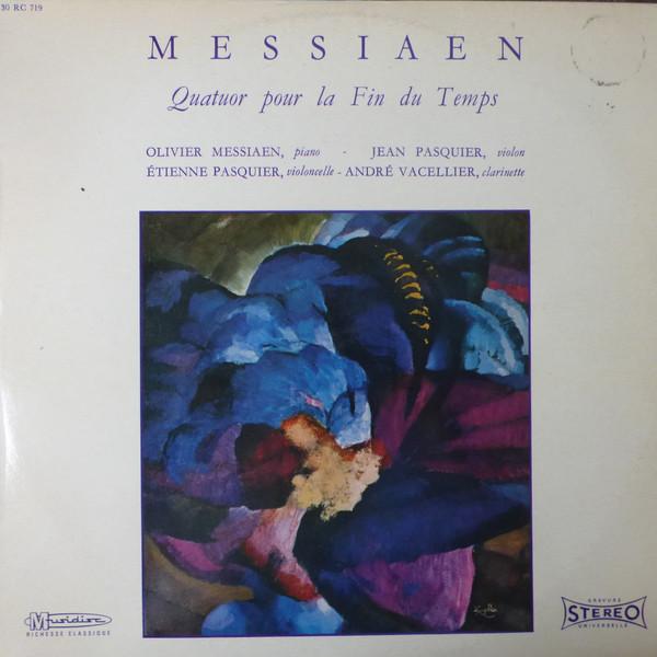 Messiaen Olivier - Quatuor pour la fin du temps - Page 2 R-240811