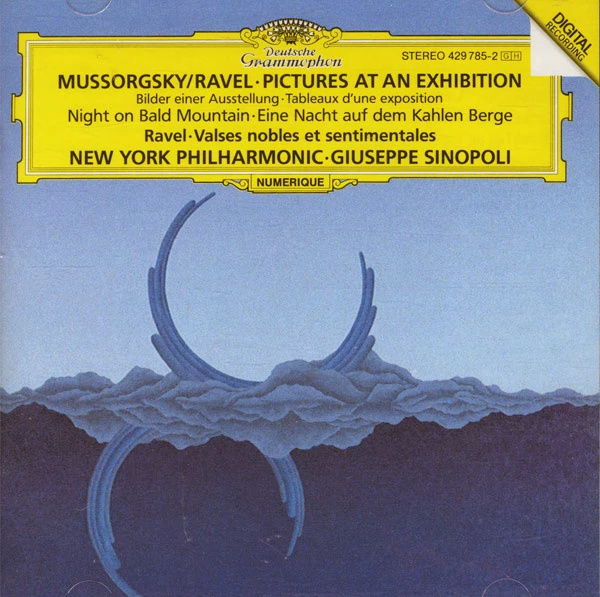 Mussorgsky: Une nuit sur le mont chauve R-429012