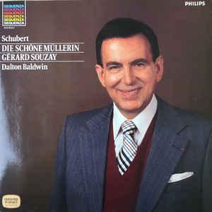 Schubert - Die schöne Müllerin R-961910