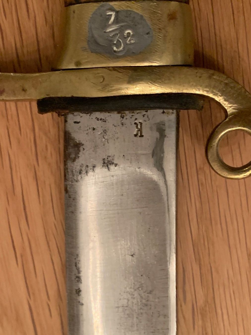 sabre russe 1921, real one ? copie ? Zz310