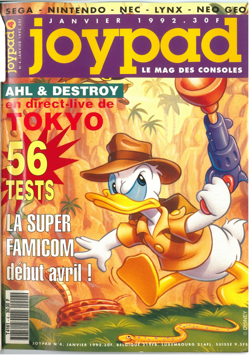 Si vous ne deviez en sauver qu'un... - Page 2 Joypad10