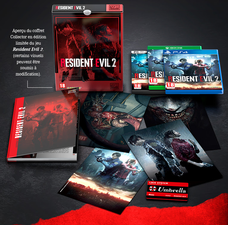 Resident Evil 2 Le REMAKE Unname12