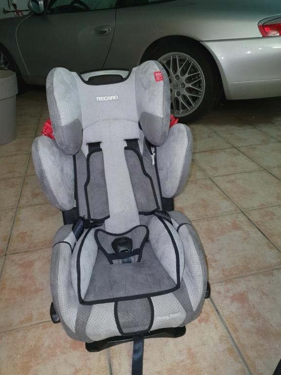 Siege Auto recaro 20201011