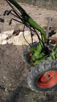 agria - Motoculteur Agria 2500 Diesel Dsc_0810