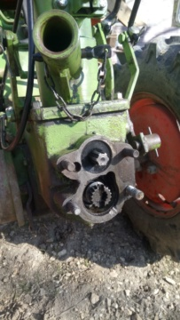 agria - Motoculteur Agria 2500 Diesel Dsc_0915