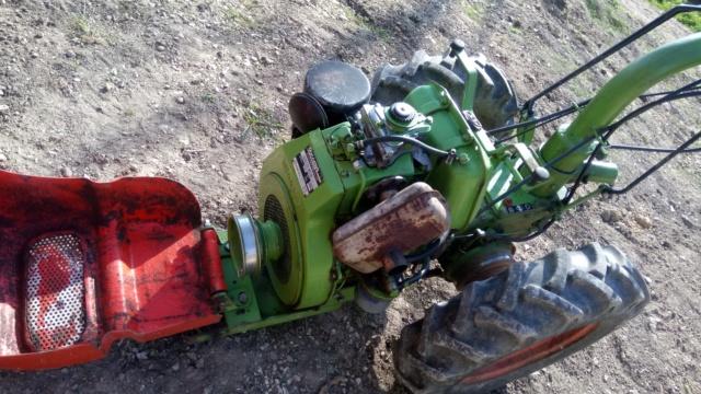 agria - Motoculteur Agria 2500 Diesel Dsc_0919