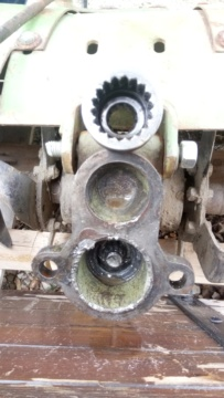 agria - Motoculteur Agria 2500 Diesel Dsc_0920