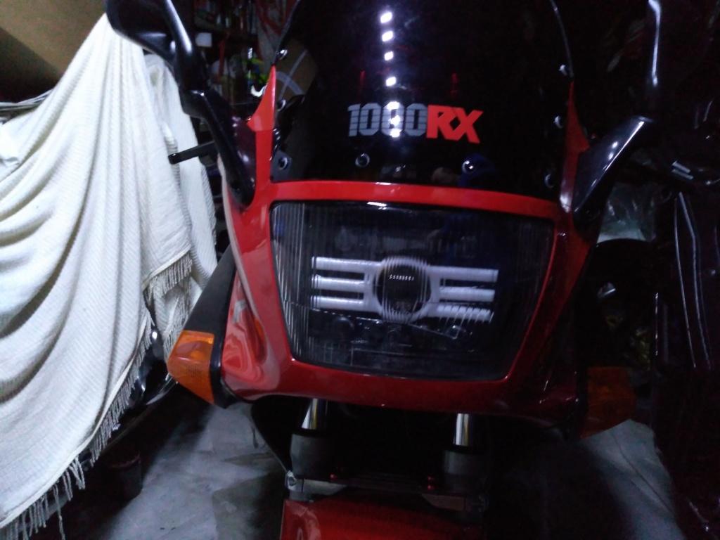 GPZ1000RX 2014-2020 Reconstruction  P_202074