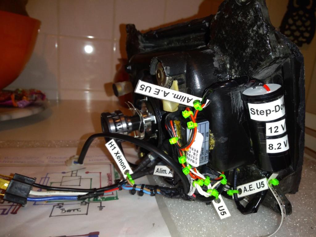 tableau de bord numérique pour mon RX P_202090
